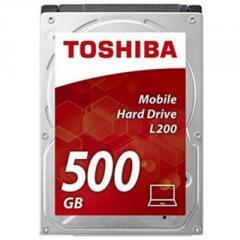 """Жесткий диск для ноутбука 2.5"""" 500GB TOSHIBA"""