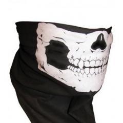 Бафф, шарф череп