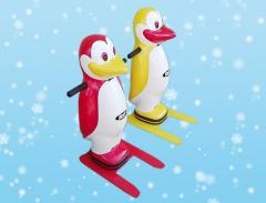 """Assistant to the figure skater """"Penguin"""