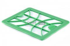Фильтр пылесоса HEPA Zelmer зеленый - 4000.0073