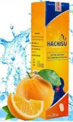 Капсулы для здоровья дыхательных путей Hachisu (Хачису)