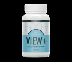 Капсулы для здоровья глаз и улучшения зрения View Plus (Вив Плас)