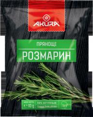"""Пряность """"Розмарин"""" ТМ """"AKURA"""",  10г"""