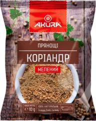 """Пряность """"Кориандр"""" (молотый) ТМ """"AKURA"""""""