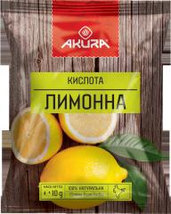 """Лимонная кислота ТМ """"AKURA"""""""