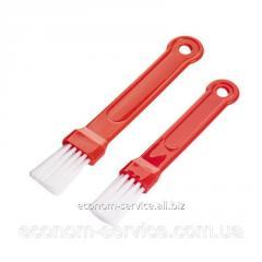 Набор кисточек силиконовых Маруся (15,5см и 20см)