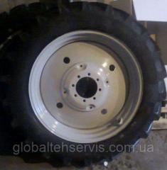 Шина МТЗ 15.5R38 Белшина с диском
