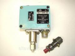 Датчики реле давления газообразных и жидких сред