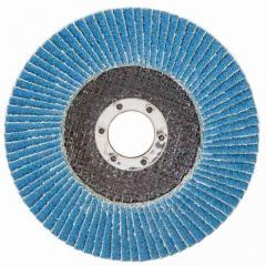 Круг лепестковый торцевой Т29 (конический) ZA