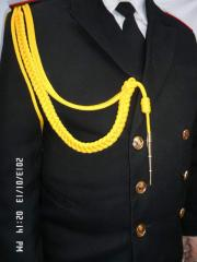 Aiguilette authorized officer (younger officers, 1