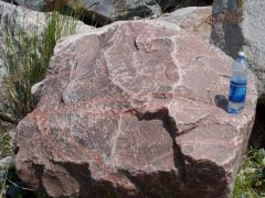 Quarrystone granite red