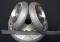 Circles tool-grinding borozonoviya, AndreAbrasives