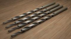 Сверло спиральное двухразмерное (со ступенькой)