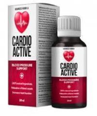 Cardio Active (Кардио Актив) - капли  от гипертонии