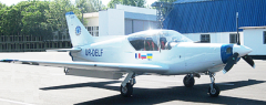 Light multipurpose aircraft Y1 «DELFIN»