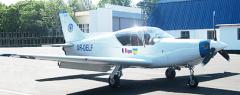 Light multipurpose aircraft Y1 «DELFIN»