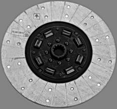 Coupling disk the conducted MTZ-80 (pruzh.)