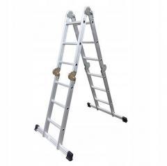 Лестница-трансформер DRABEST 4х3 с платформой