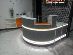 Ресепшн, Стойка администратора Opus Studio CA-35
