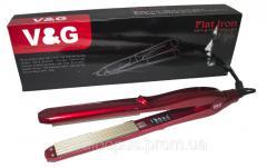 Утюжек-гофре для волос V&G 1268А