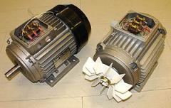 Лифтовые электродвигатели МТ56 В4 IM 1081 127/220B