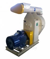 Оборудование для производства гранул Пресс-гранулятор ОГМ 1,5