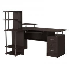 Компьютерный стол «НСК 84» - цвет «Дуб Венге»