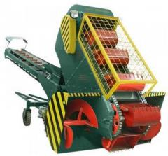 Spare parts to a kovsho-shnekovy loader of KShP-6