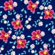 Fabric flannel for dressing gowns 20762