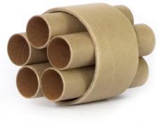 Batoques de papelão
