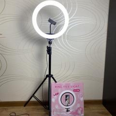 Кольцевая LED лампа 30 см Ring Fill Light со