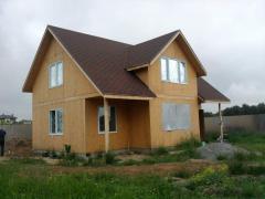 Дома каркасные жилые
