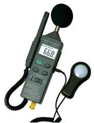 Гигрометр / шумомер / люксметр / термометр - DT-8820 - 4 в 1