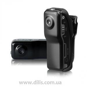 Мини видеорегистратор Mini DV MD80 (металл)