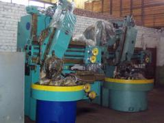 Machine turning and rotary 1512, 1516