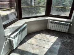 Window sill marble