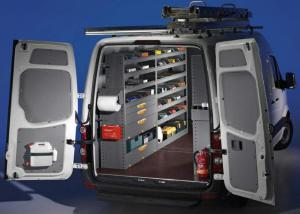 Автомобильная модульная мебель