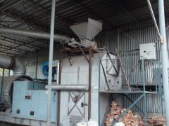 Solid propellant heatgenerators for a