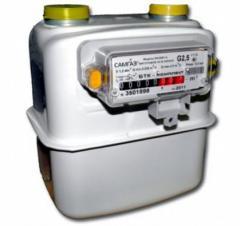 Счетчики газа САМГАЗ RS/2, 4
