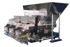 Batcher weight electronic DV-3E models