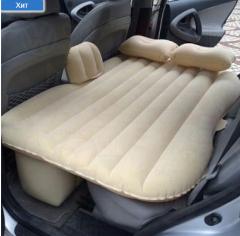 Надувной матрас в машину на заднее сиденье с