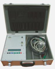 Portable gas analyzer of PEM-4M2