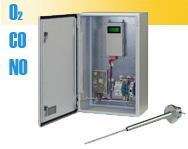 Gas analyzer stationary IKTS-11