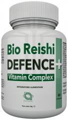 Капсулы для иммунитета Reishi Defence+ (Реиши Дефенс+)