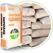 Bags for cement packing