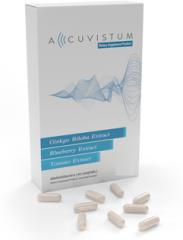 Капсулы для восстановления остроты слуха и устранения шума в ушах Accuvistum (Аккувистум)