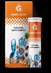 Капсулы для иммунитета Immu Gain (Имму Геин)
