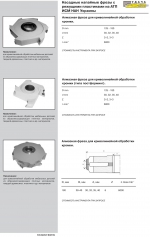 Diamond mills for grinders