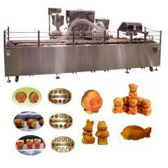 Линия для производства бисквитных изделий типа