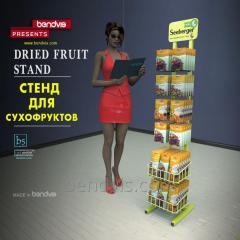 Handel står för torkad frukt